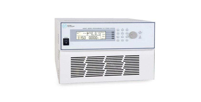 AC Power Source 340XAC Front