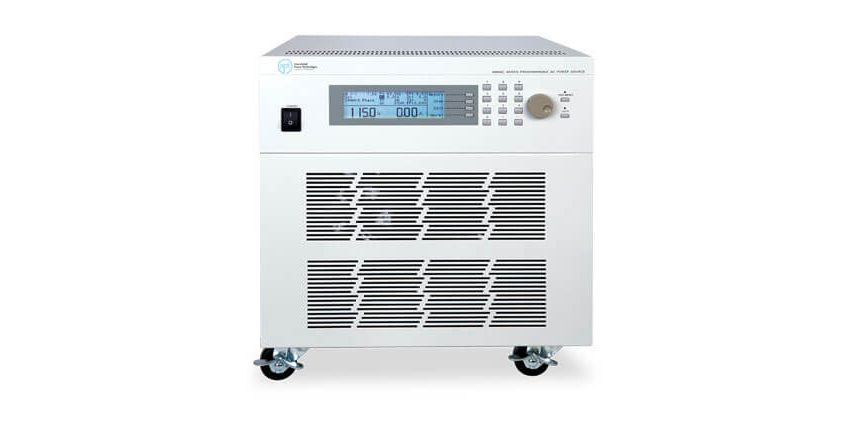 1 and 3 Phase AC Power Source 400XAC- Front