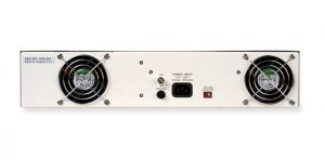 Manual AC Power Sources 5000 Series - Back