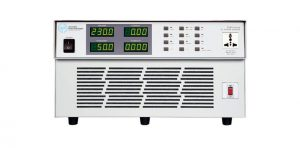 Manual AC Power Source 5040 - Front