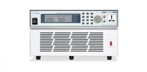 Programmable AC Power Source 6040 - Front