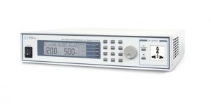 Programmable AC Power Sources 7000 - Side