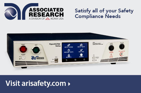Associated-Research-Electrical-Safety-Testers