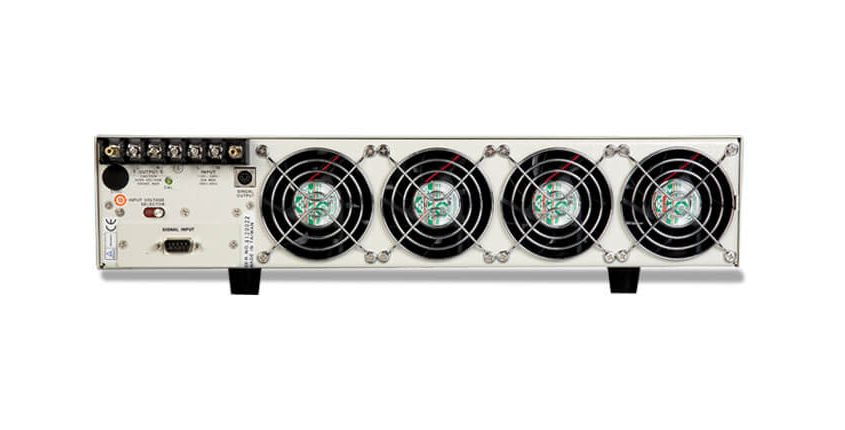 Linear AC Power Sources LS Series - Back