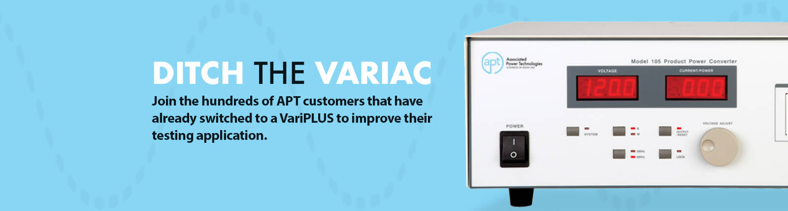 Switch to VariPlus